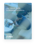 Strony od The Ultimate Guide to Marketing Compliance v2