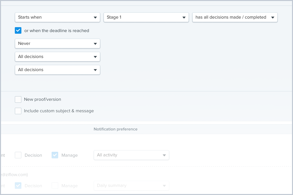 New Automated Workflow Triggers