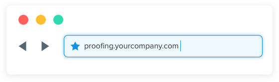 Direct your users to your own branded URL