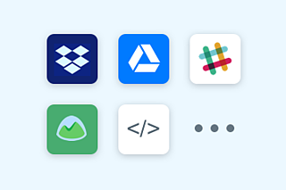 API & Integrations for all your review process requirements