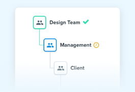 Streamlined review and approval processes