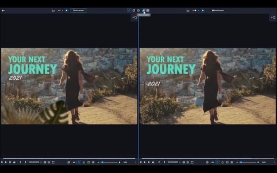 video compare